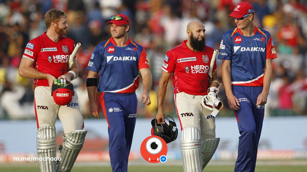 KXIP crush DD by 10 wickets to keep playoffs hopes afloat
