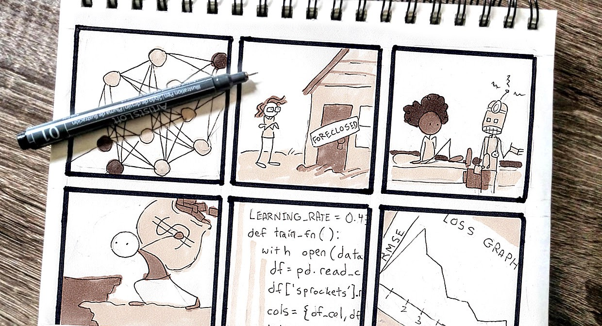 Ethical Storyboarding for Machine Learning | by Naomi Alterman | Towards  Data Science