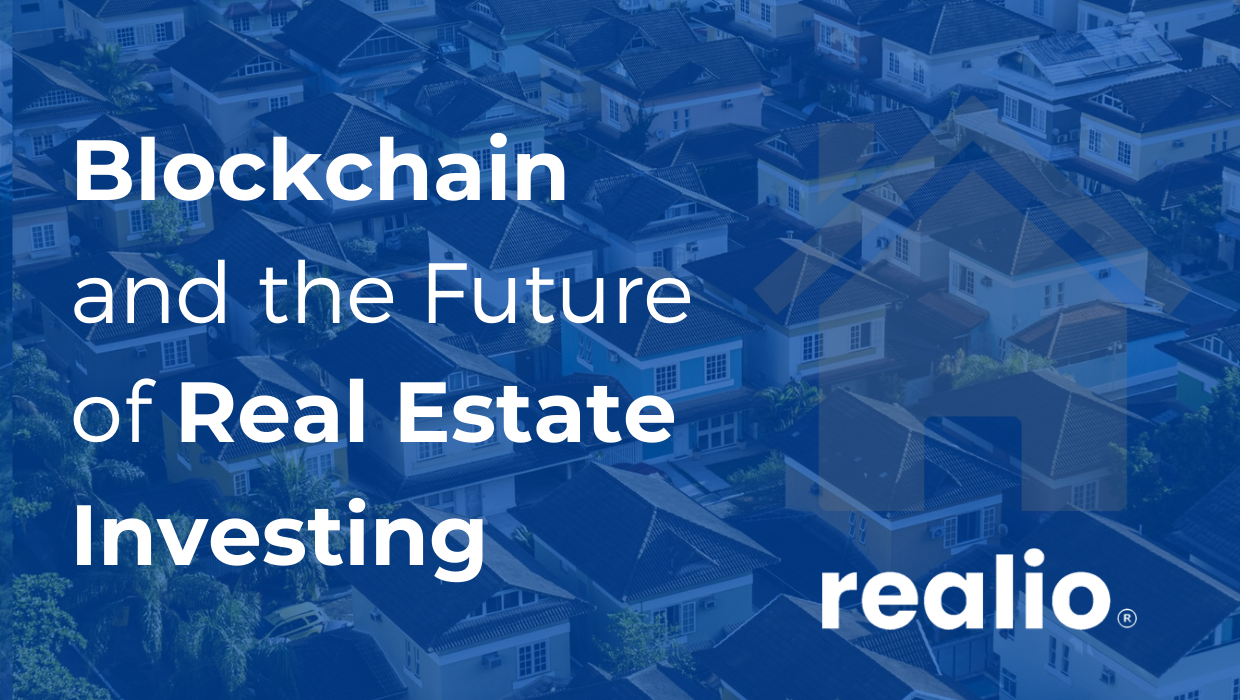 Future of real estate investment morgan stanley investment platform