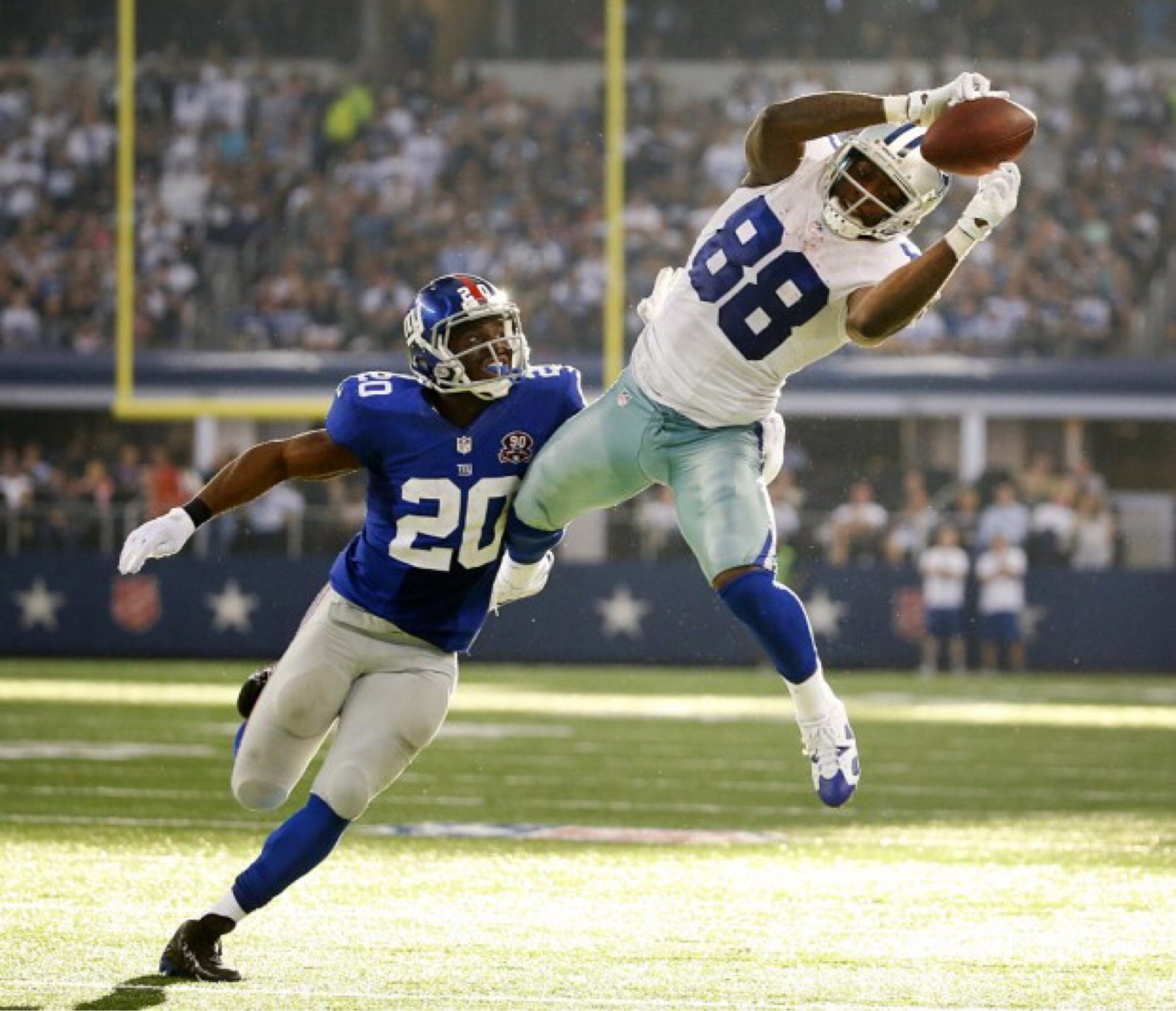 Dez Bryant S Career Background Edwin Vasquez Medium