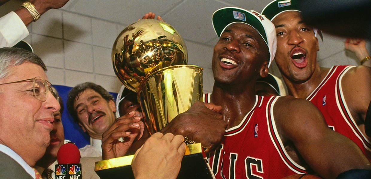 The Last Dance Is Michael Jordan Like Never Before | SportsRaid