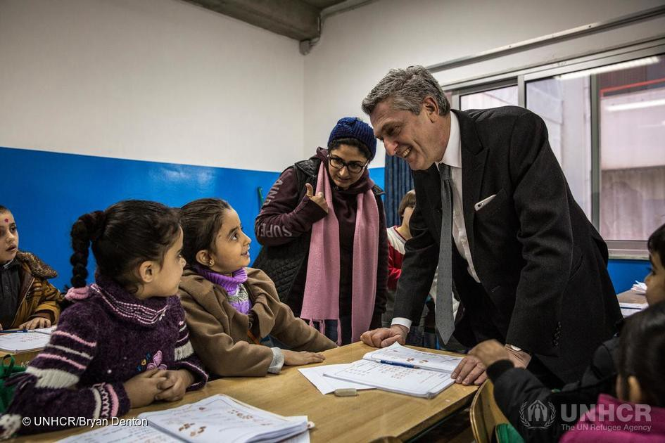 Why refugees must be given education and the tools to thrive