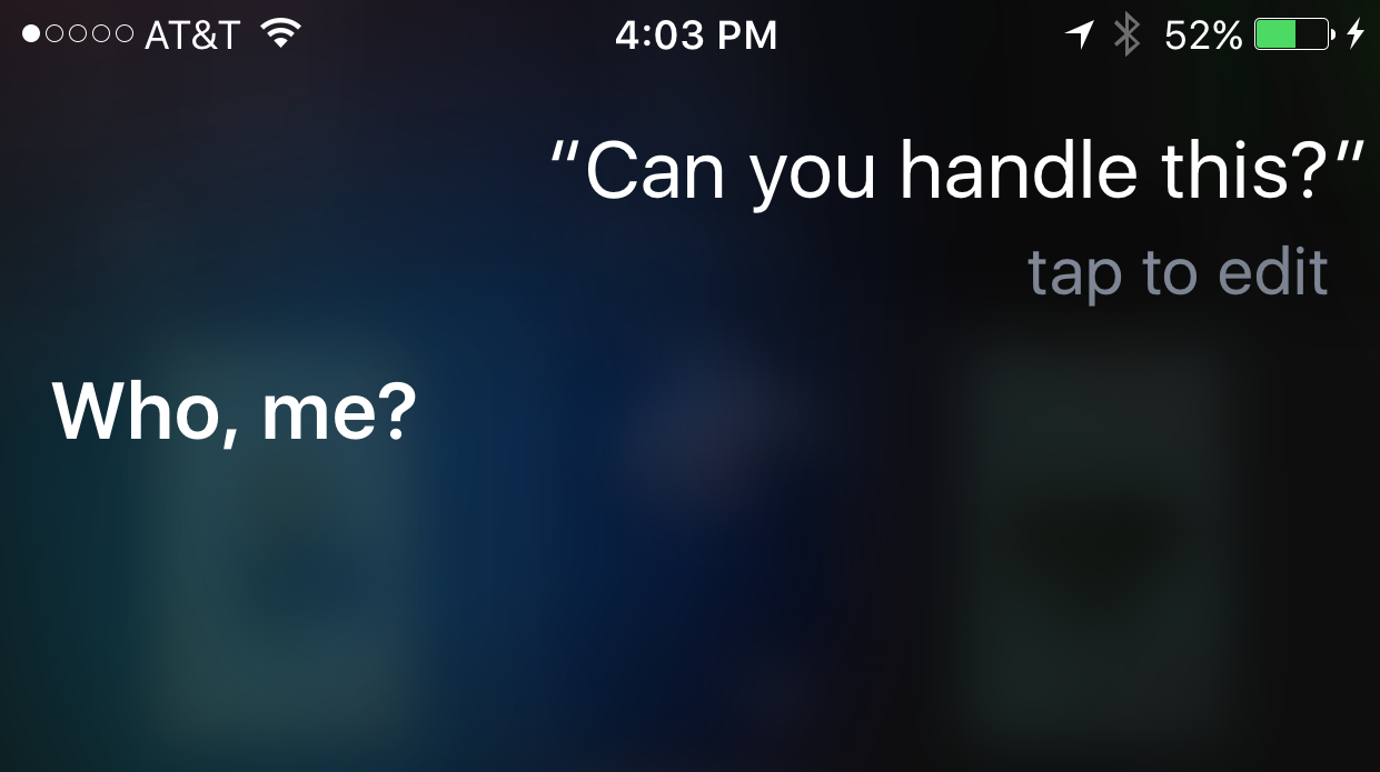 Hey Siri, you're too slow! - Mark Traphagen - Medium