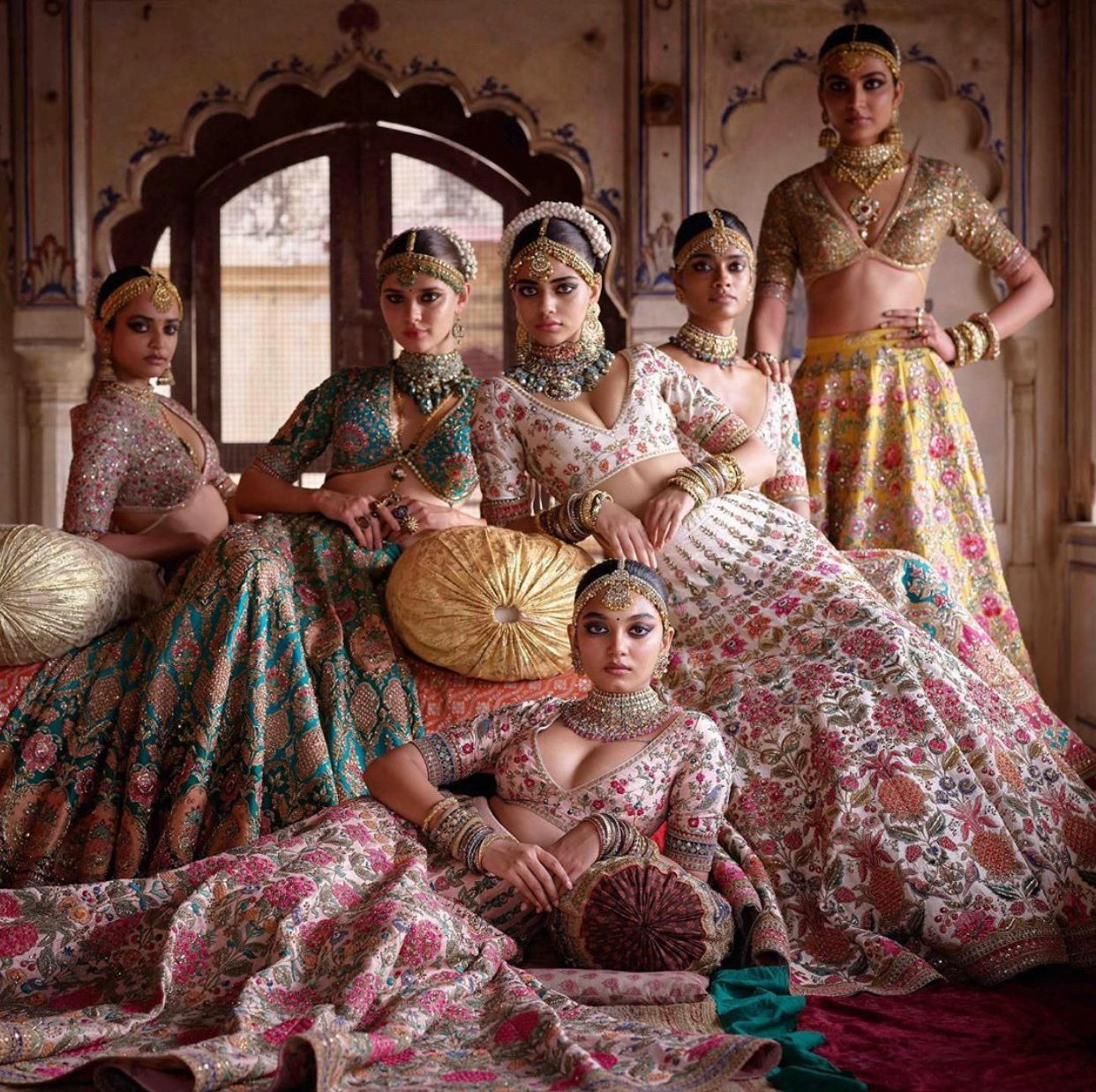 9 Essential Of Traditional Bridal Jewellery In Pakistan