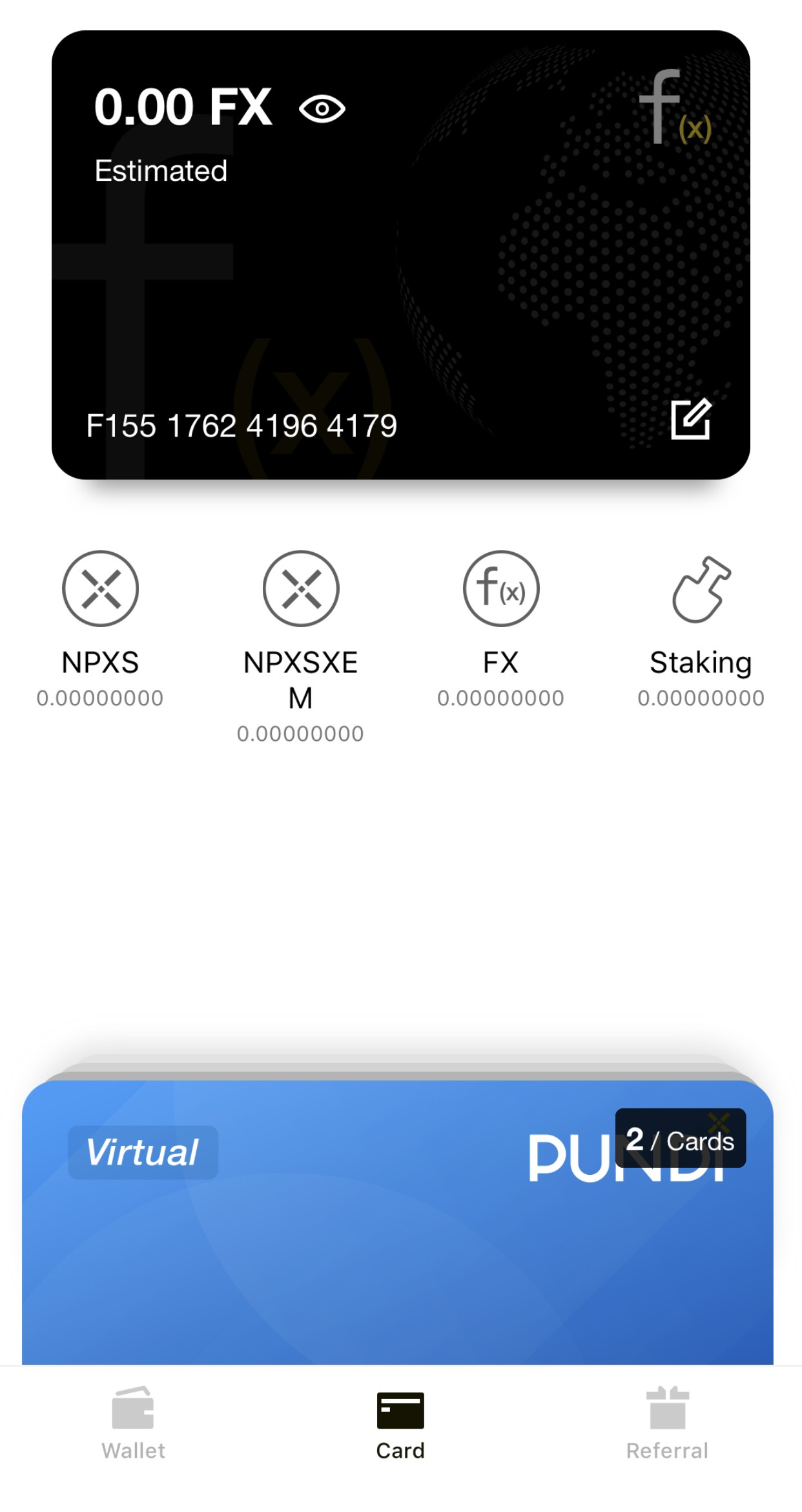 A guide to staking NPXS / NPXSXEM for f(x) tokens - Pundi X