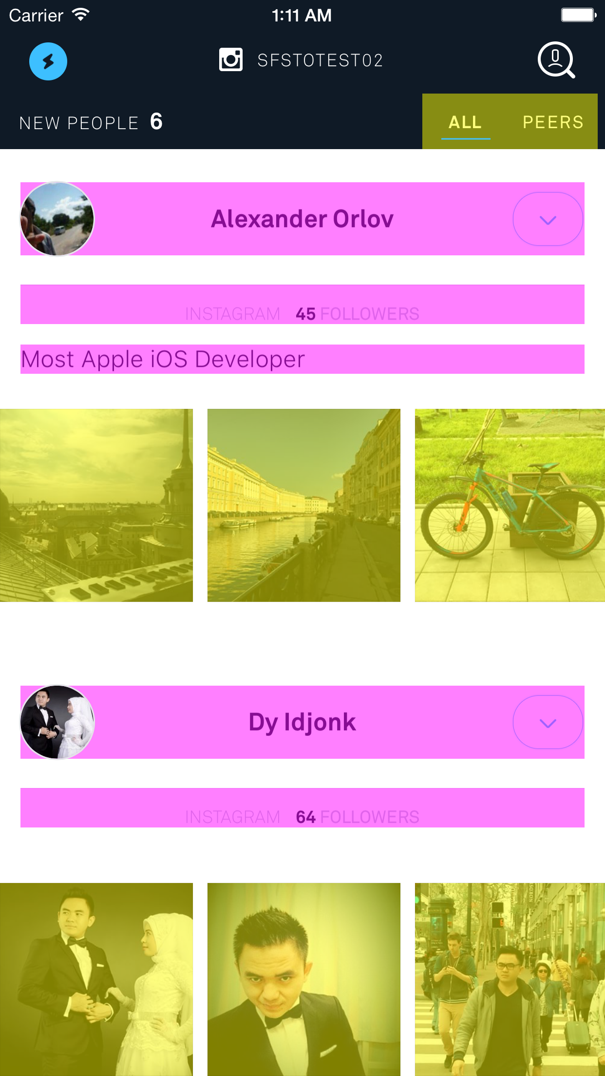 Perfect smooth scrolling in UITableViews - iOS App