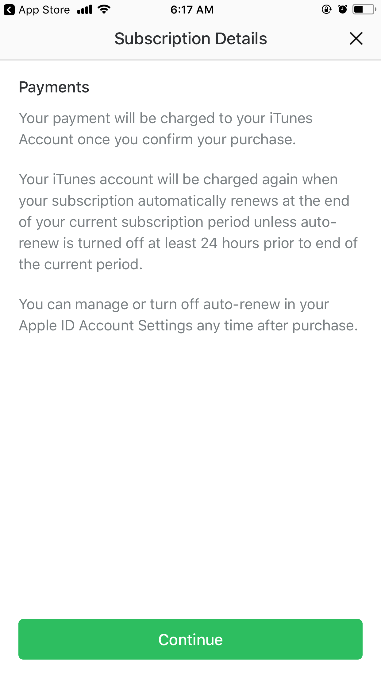 Off auto renewal itunes turn How To