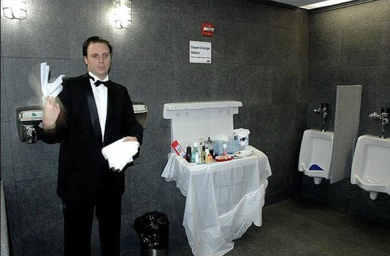The Bathroom Attendant There Isn T Anything You Will Learn By Naushad Huda Medium