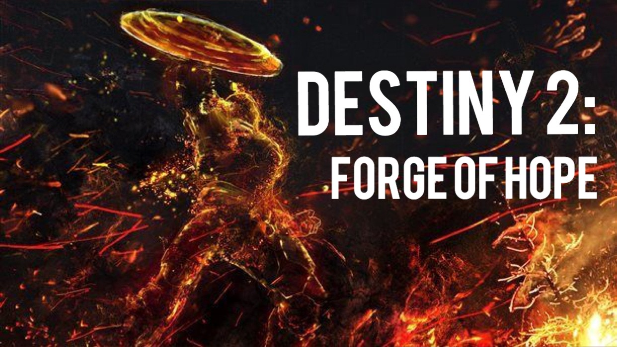 Destiny 2: Forge of Hope alleged new title and story details!