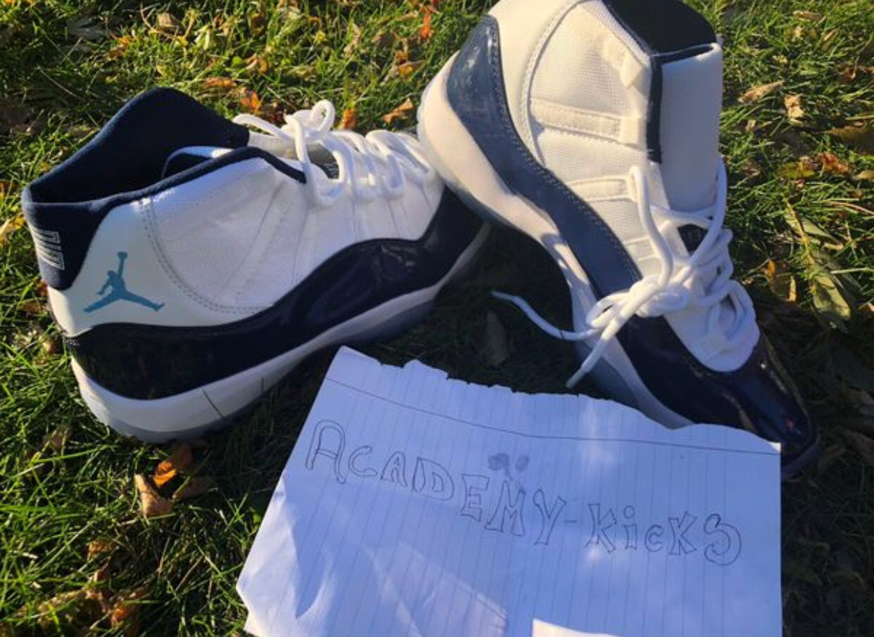 """quality design b1b27 0fa7d Jordan 11 retro win like 82 review"""" What is the noise about???"""