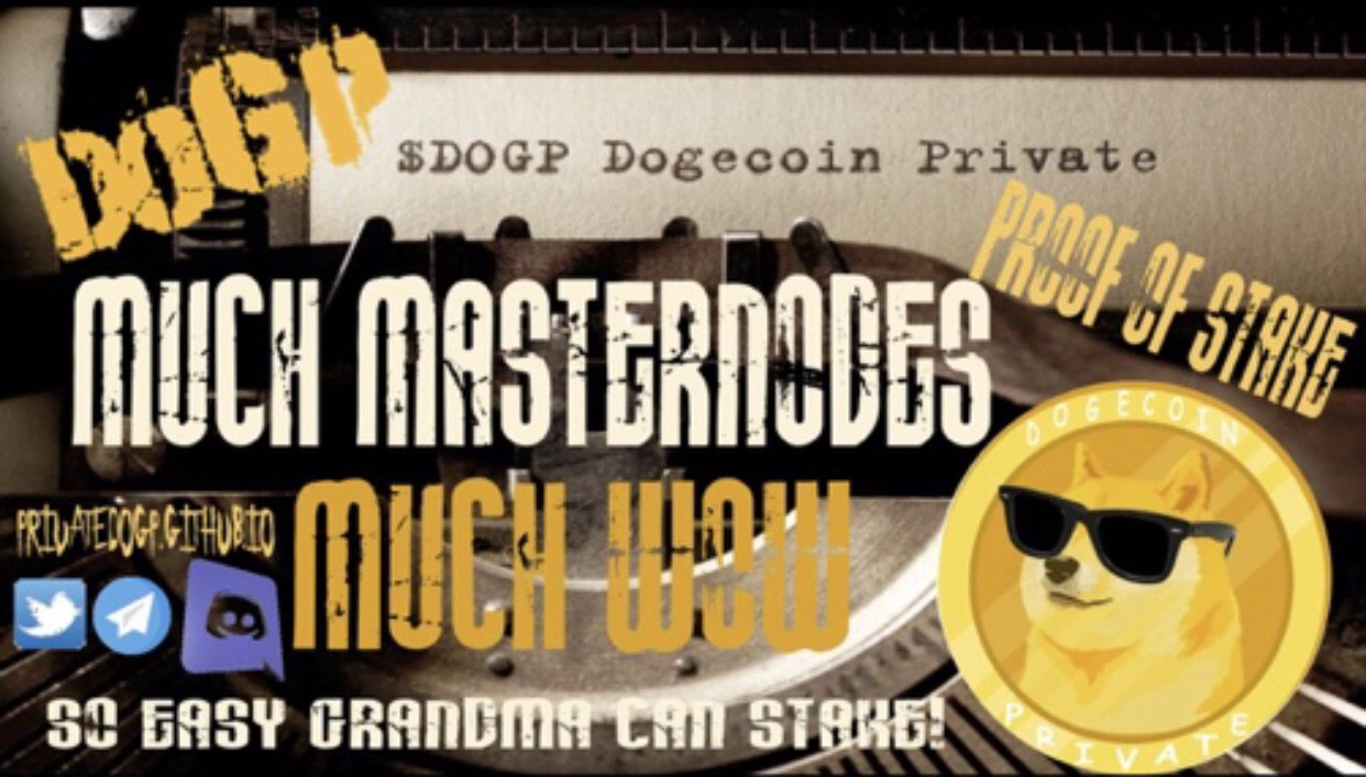 Doegecoin Private DOGP easy Masternode Set Up So easy your