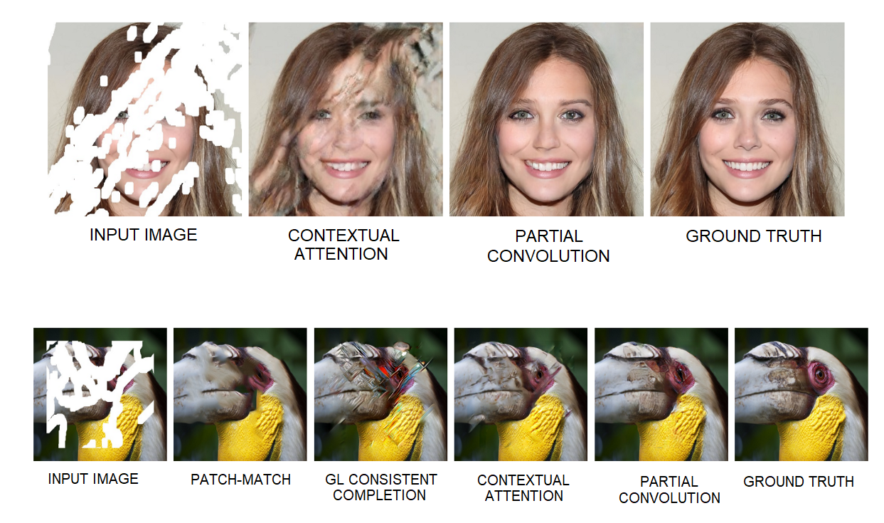 Guide to Image Inpainting: Using machine learning to edit