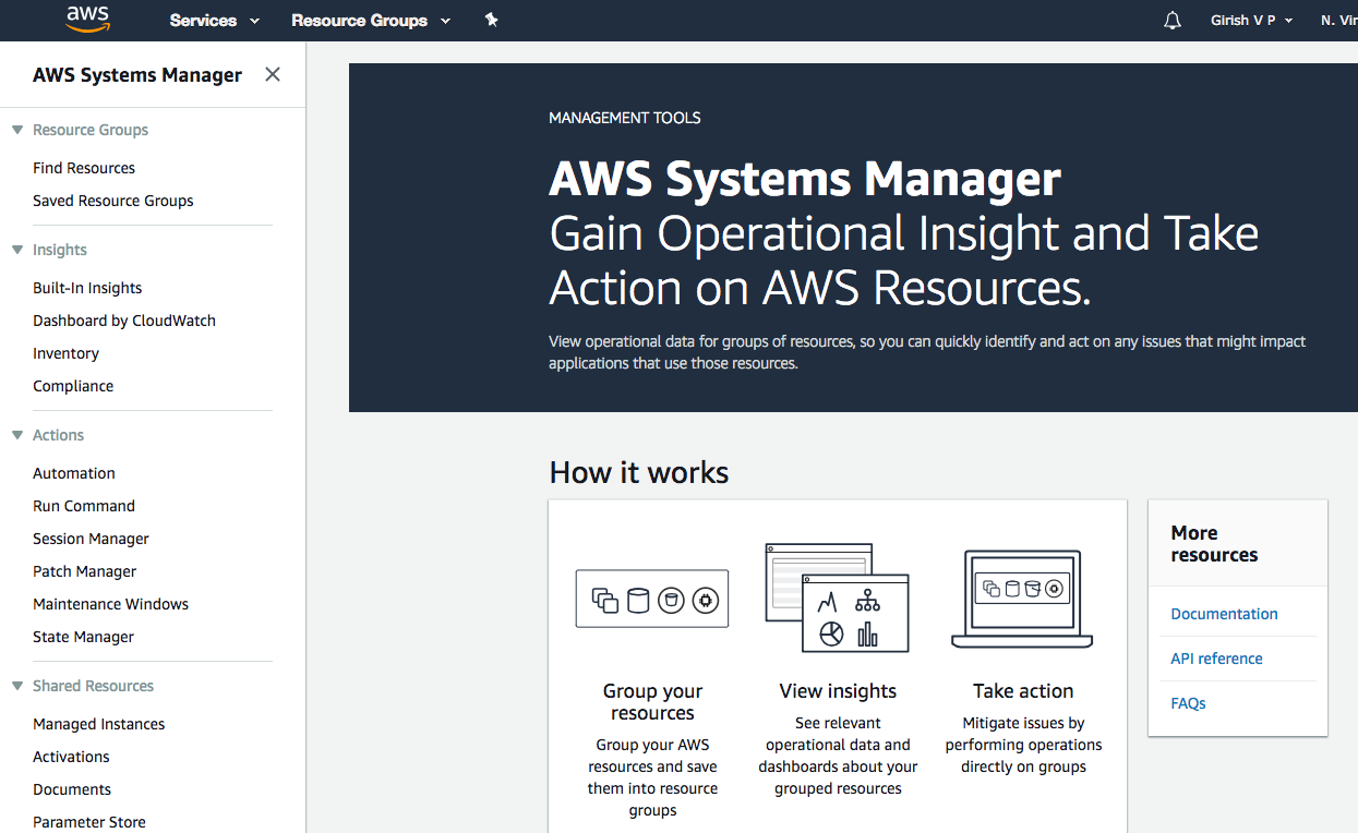 Use AWS System Manager: Bastion free & SSH Key free access