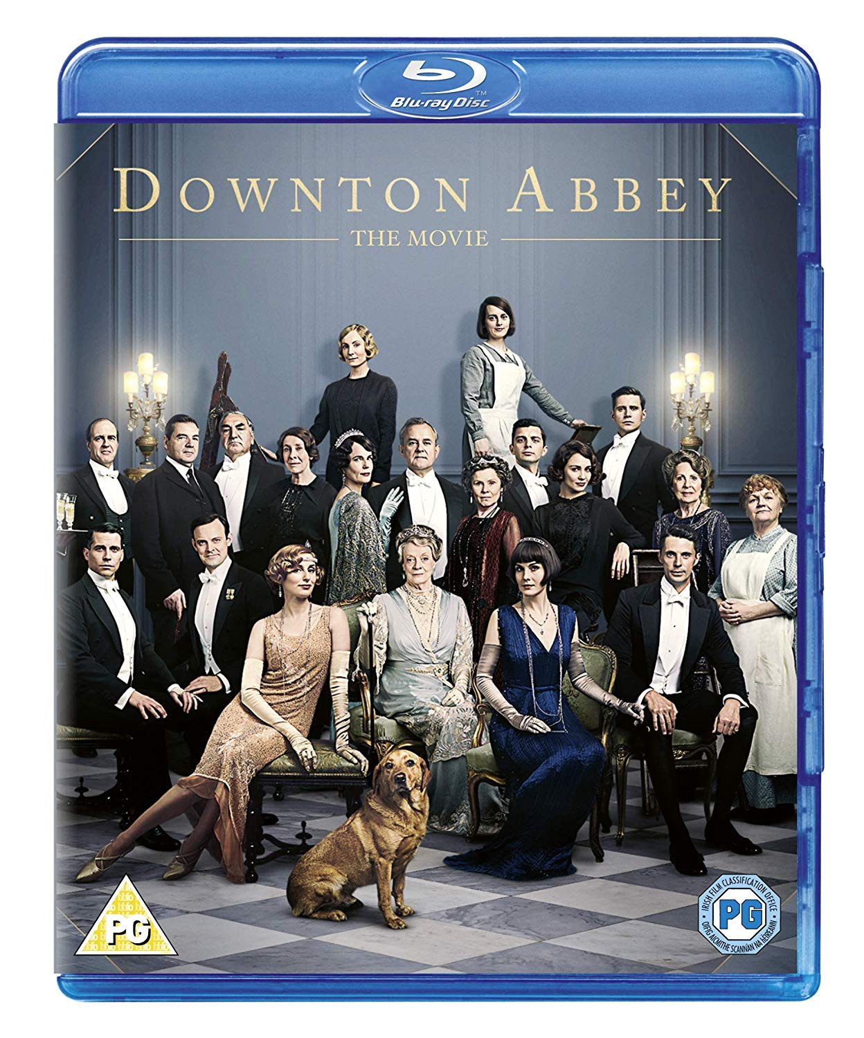 review of downton abbey movie