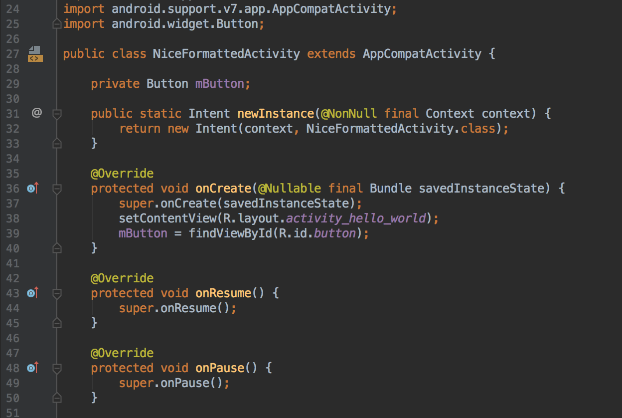 7 reasons this Android Code Style improves your productivity