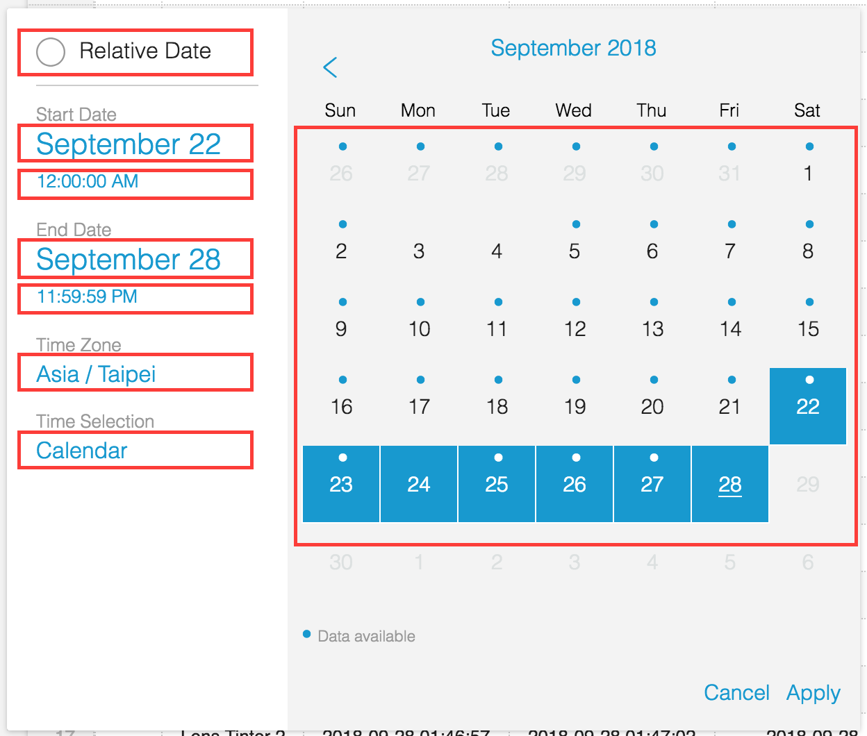 Building a Time Zone Enabled Date Picker - Sight Machine