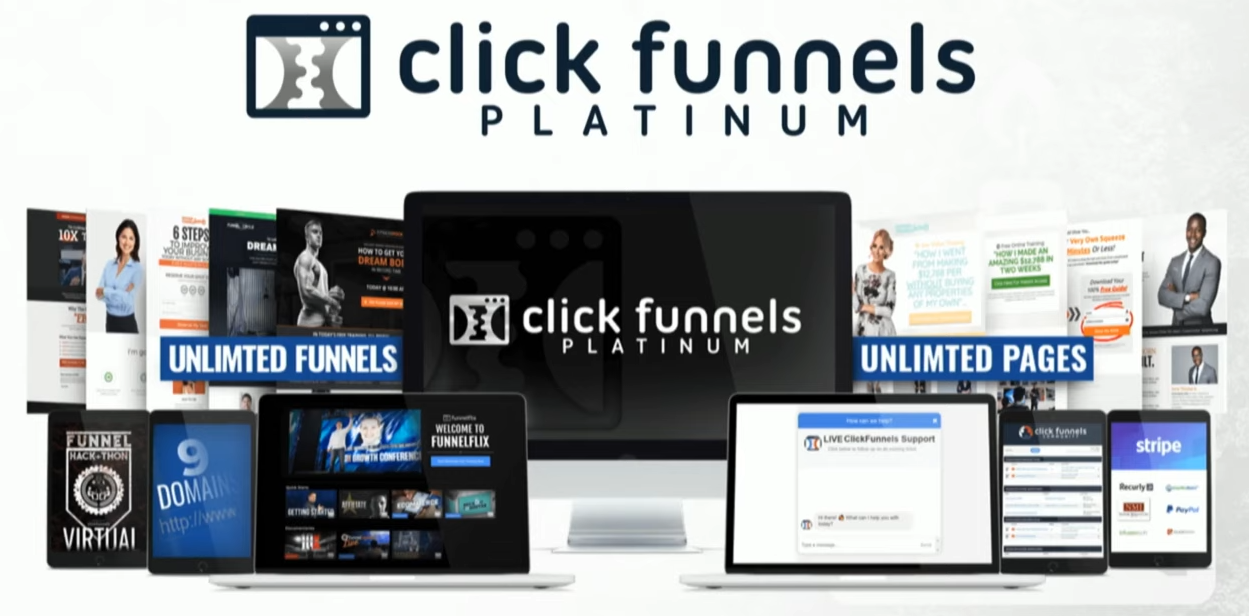 The Only Guide for Who Started Clickfunnels