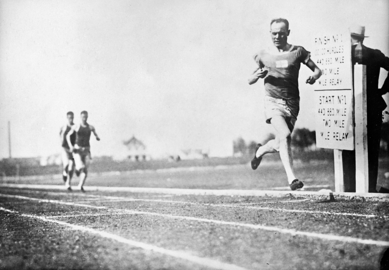 Finnish mid-range athlete Paavo Nurmi had implemented HIIT into his regime