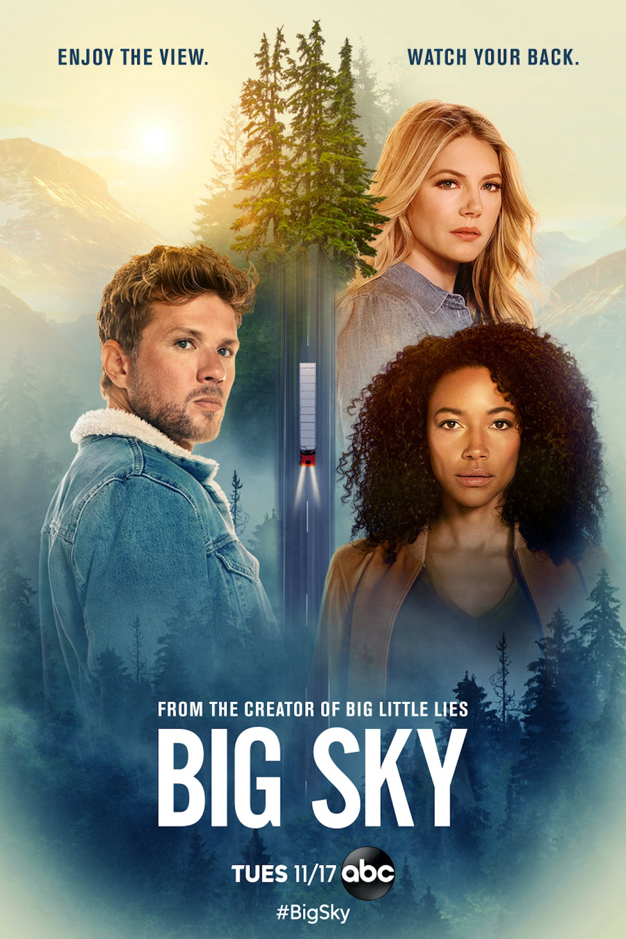 Big Sky Season 1 Episode 5 Tv Series Big Sky New Series 1x5 Abc
