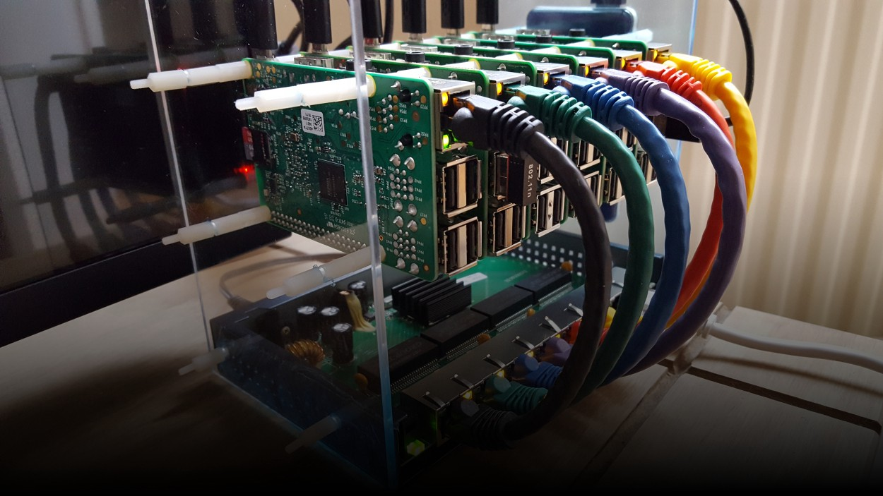 Building a Supercomputer with Raspberry Pi - Hackster Blog