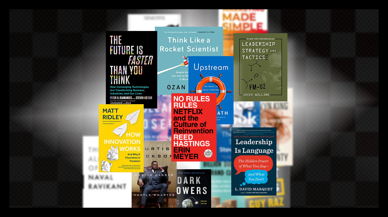 The 20 Best Business Books Of 2020 By Amardeep Parmar Nov 2020 Entrepreneur S Handbook