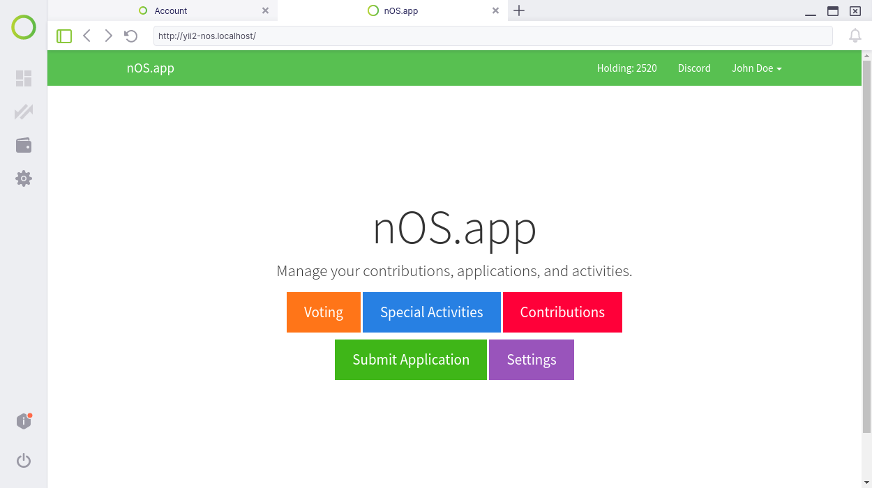 Launching nOS Token Utilities: Holding Score, Voting, and