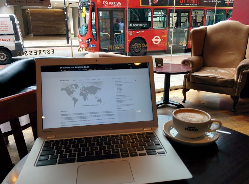 Review: Five months with a Chromebook (for web development