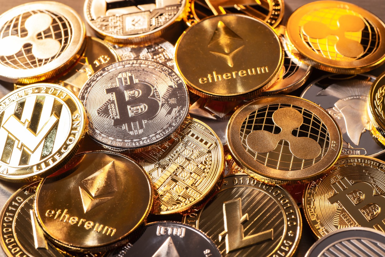 Cryptocurrencies might be one of the best alternative investments to stocks