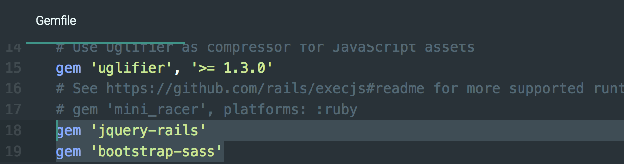 How to use Bootstrap Themes on Ruby on Rails in 5 minutes
