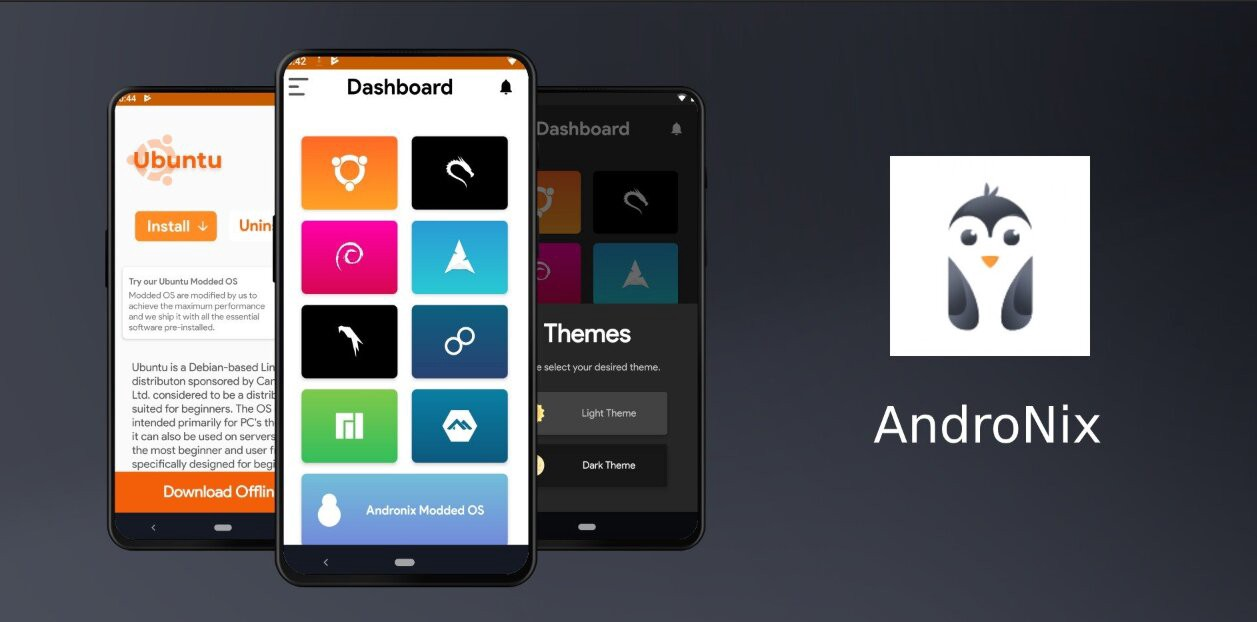 New Apps Andronix To Install Linux On Android Without Root The Irish Man By O Ned Medium