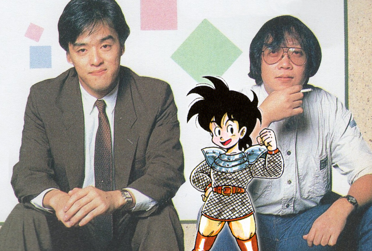 Enix Origins The Story Behind Dragon Quest By Thomas Well Medium