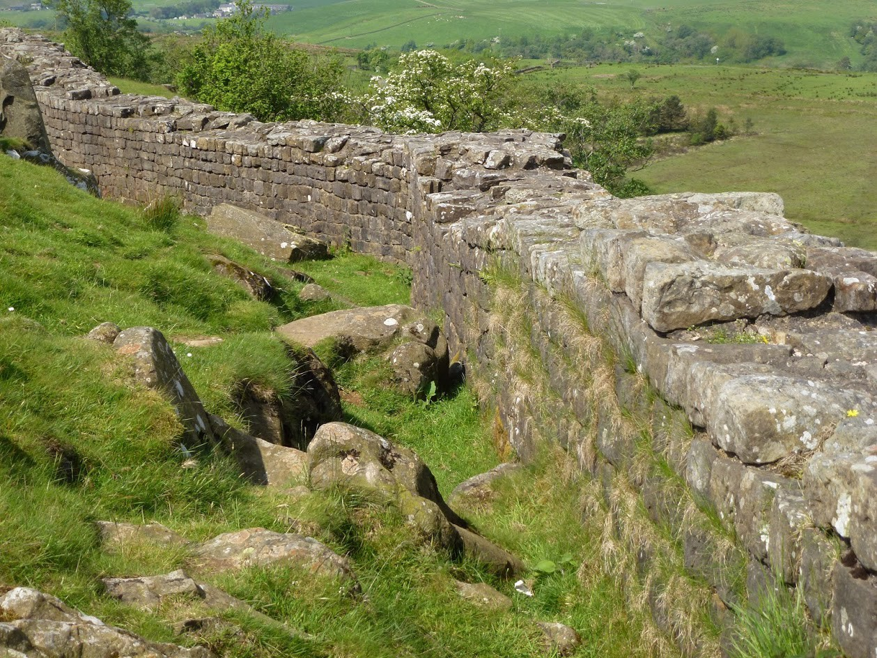 Hiking Hadrian's Wall - Noteworthy - The Journal Blog