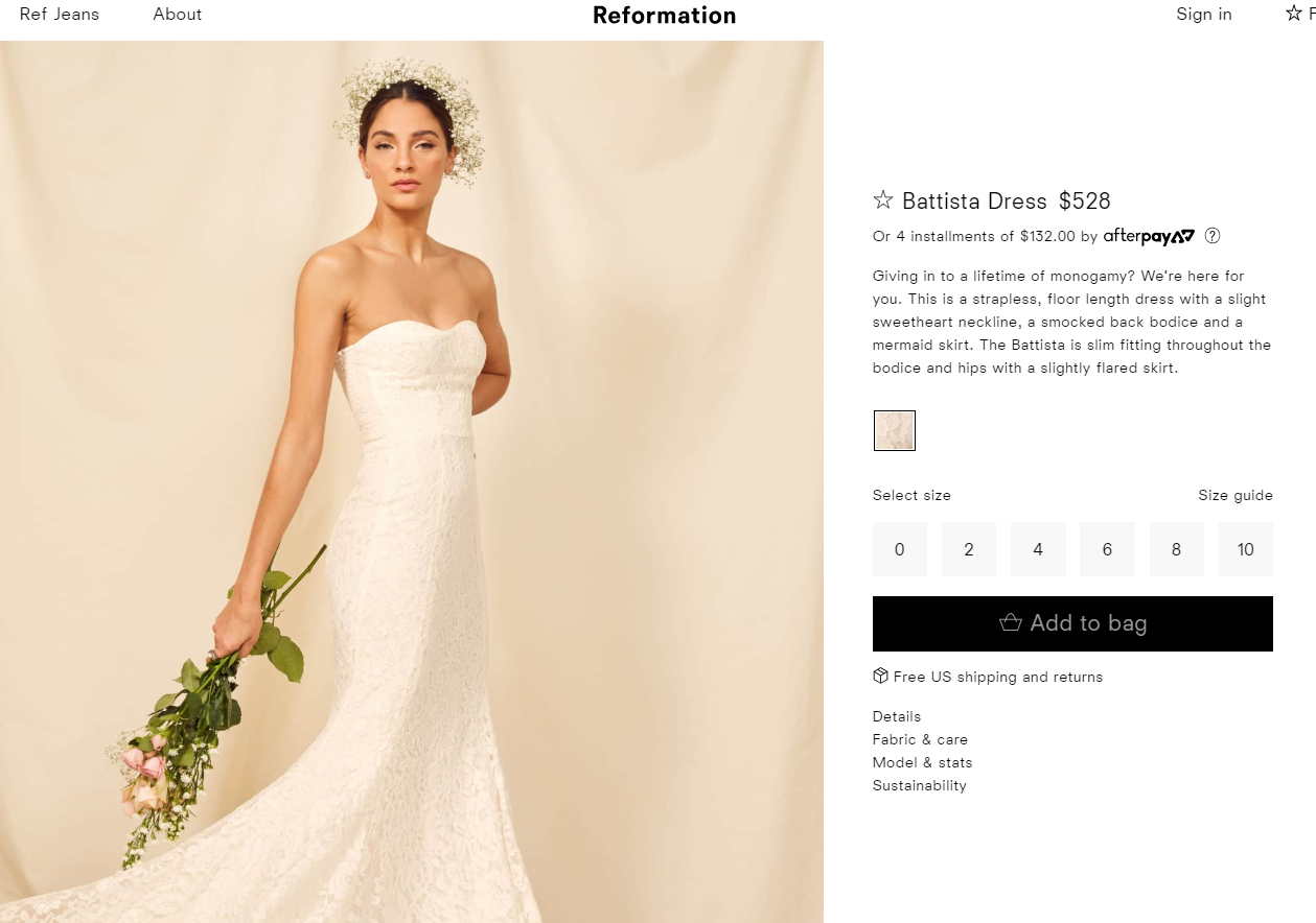 No 'Happily Ever After' for Everlane and Afterpay Partnership