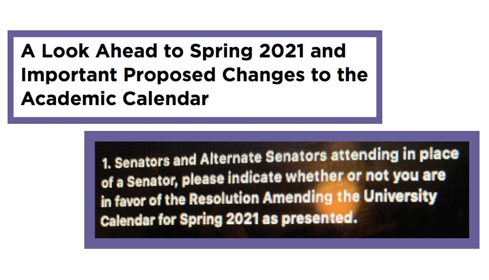 Nyu Calendar Spring 2021 University Senate Accepts Proposed Changes to the Spring 2021