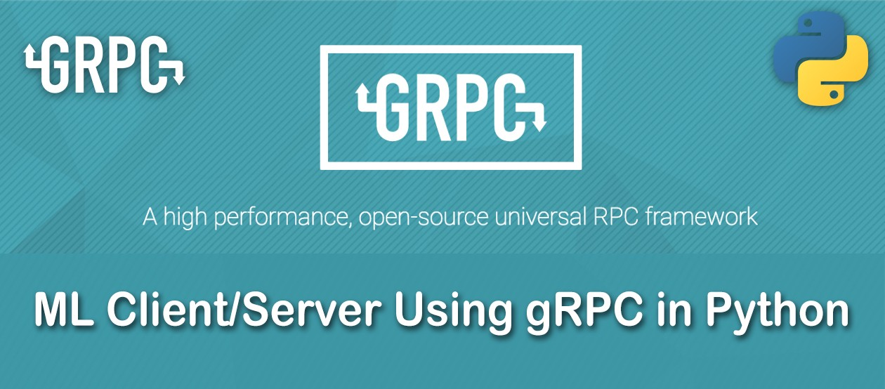 ML Client/Server Using gRPC in Python - Good Audience