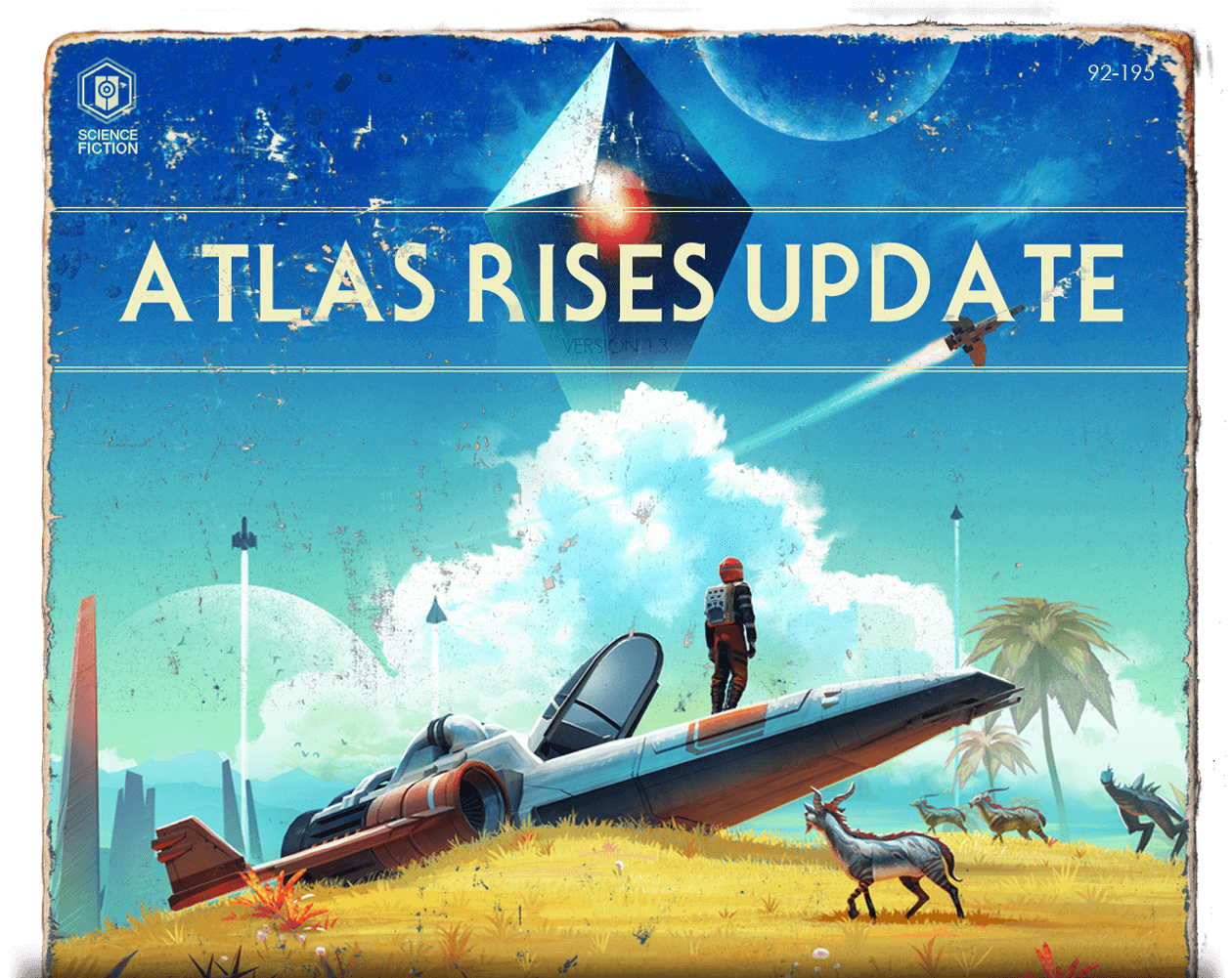 No Mans Skys Atlas Rises Update Exemplifies A New Kind Of