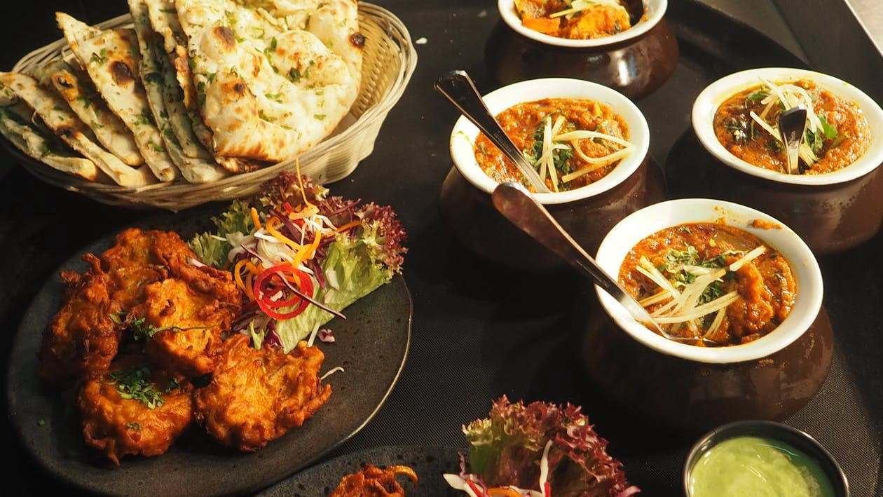 Search 'Best Indian Food Near Me' on Google - Asian Halal