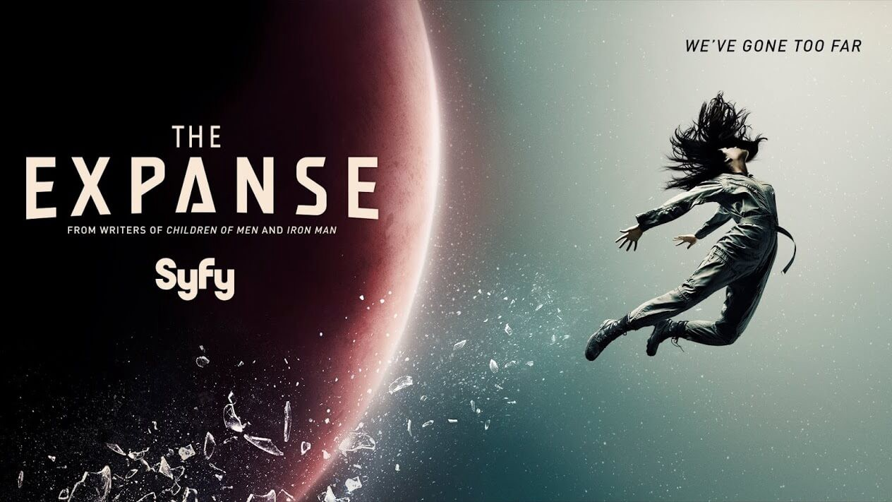 The Expanse is awesome - Axel Segebrecht - Medium