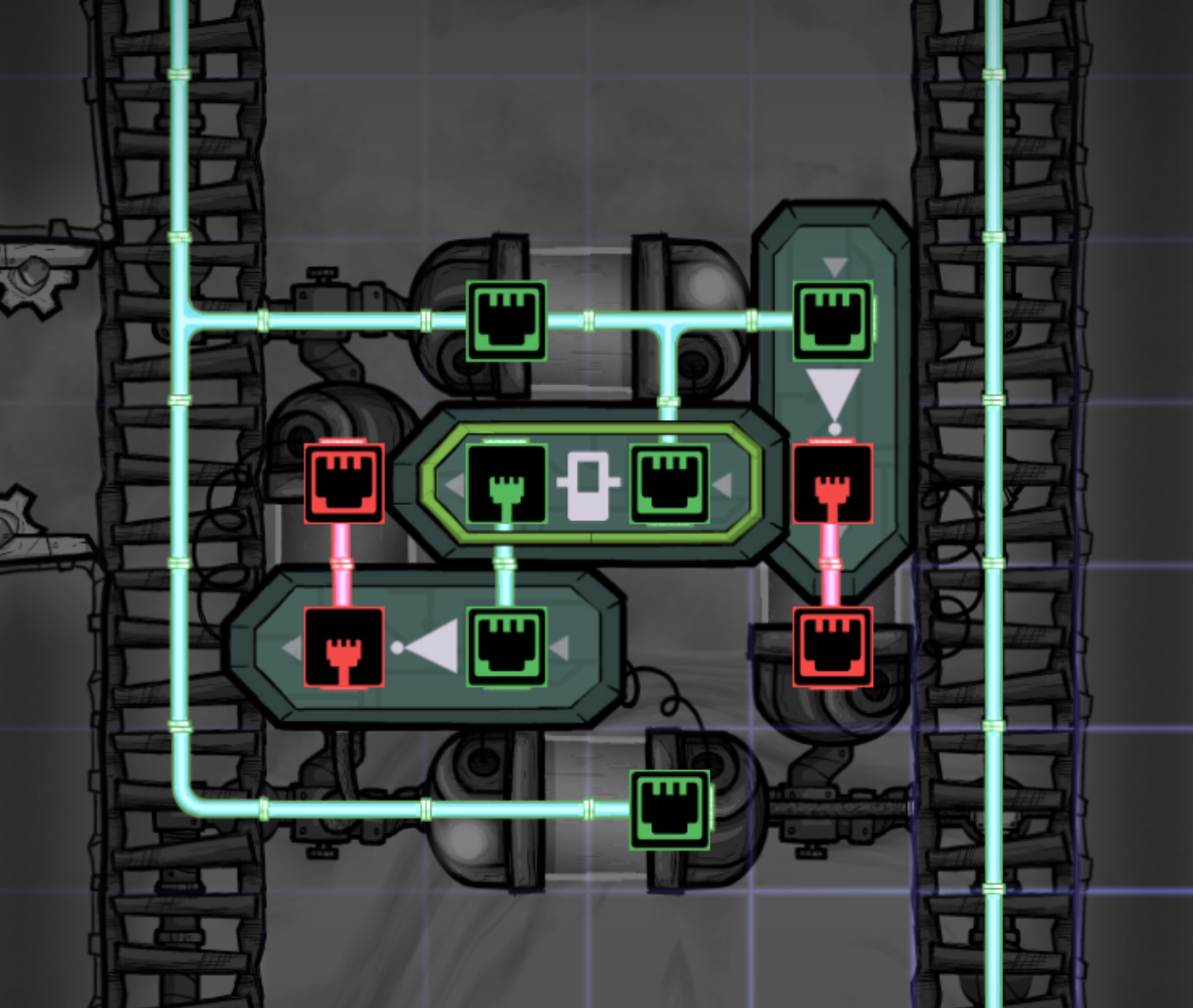 Petroleum Cooling Loop With AETN - Schematics Not Included