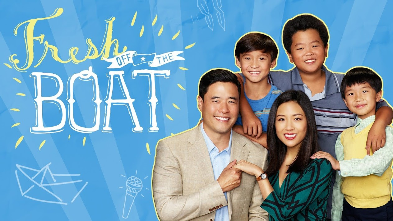 """How Asian-American Sitcom, """"Fresh Off The Boat"""" Is Using"""