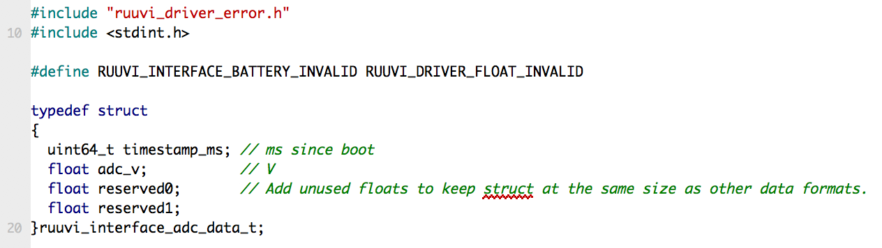 Ruuvi Firmware - Part 7: Battery Measurement With Naive Approach