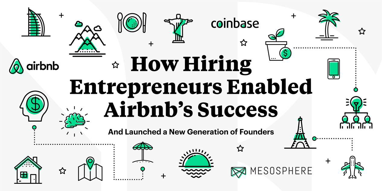 How Hiring Entrepreneurs Enabled Airbnb's Success (and