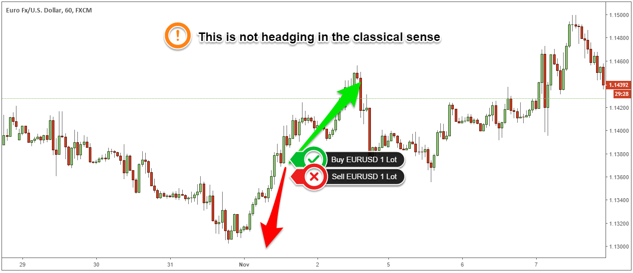 Forex hedging no stop-loss trading forex trader become millionaire