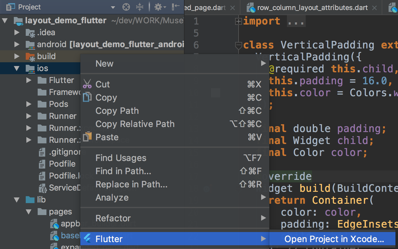 Flutter: My favourite keyboard shortcuts - Coding with