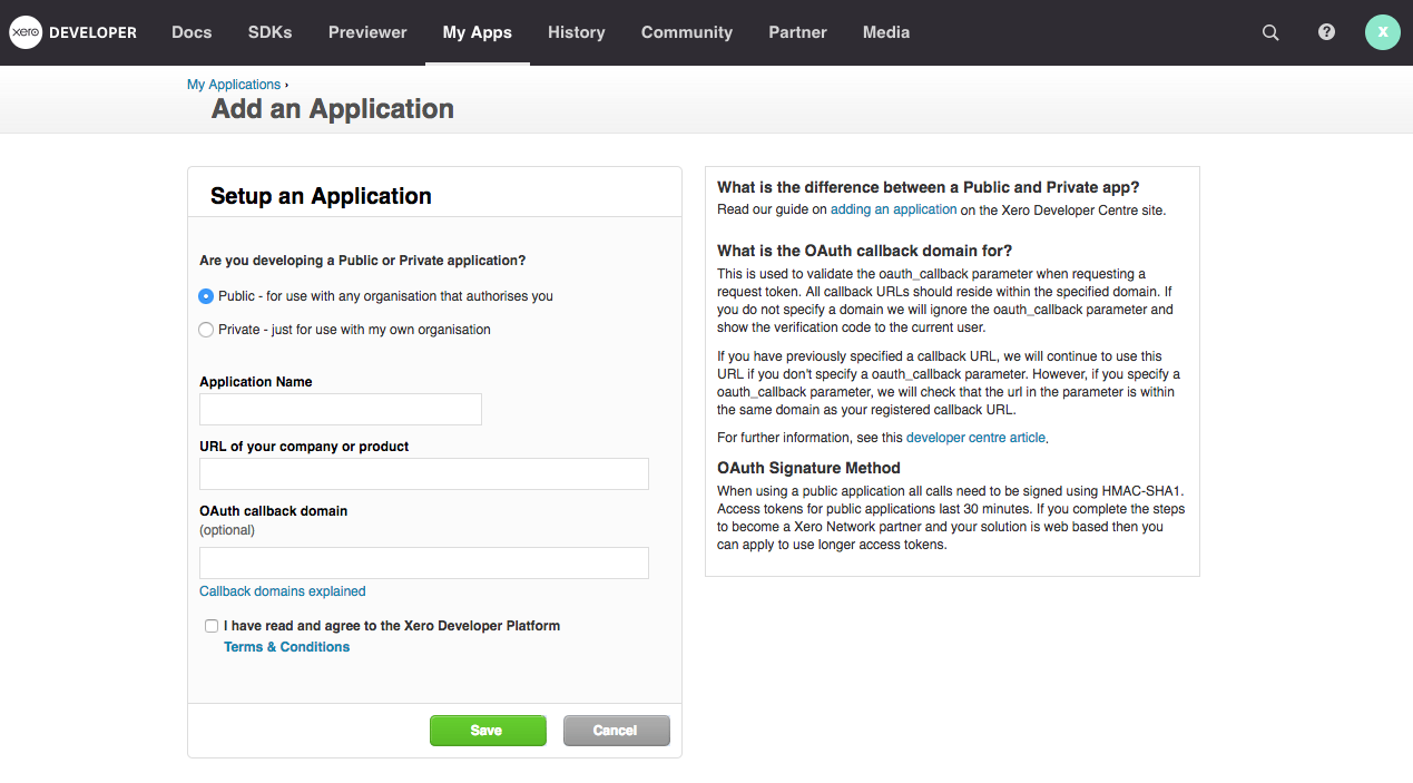Build Super Sweet Accounting Apps with Xero and Node js