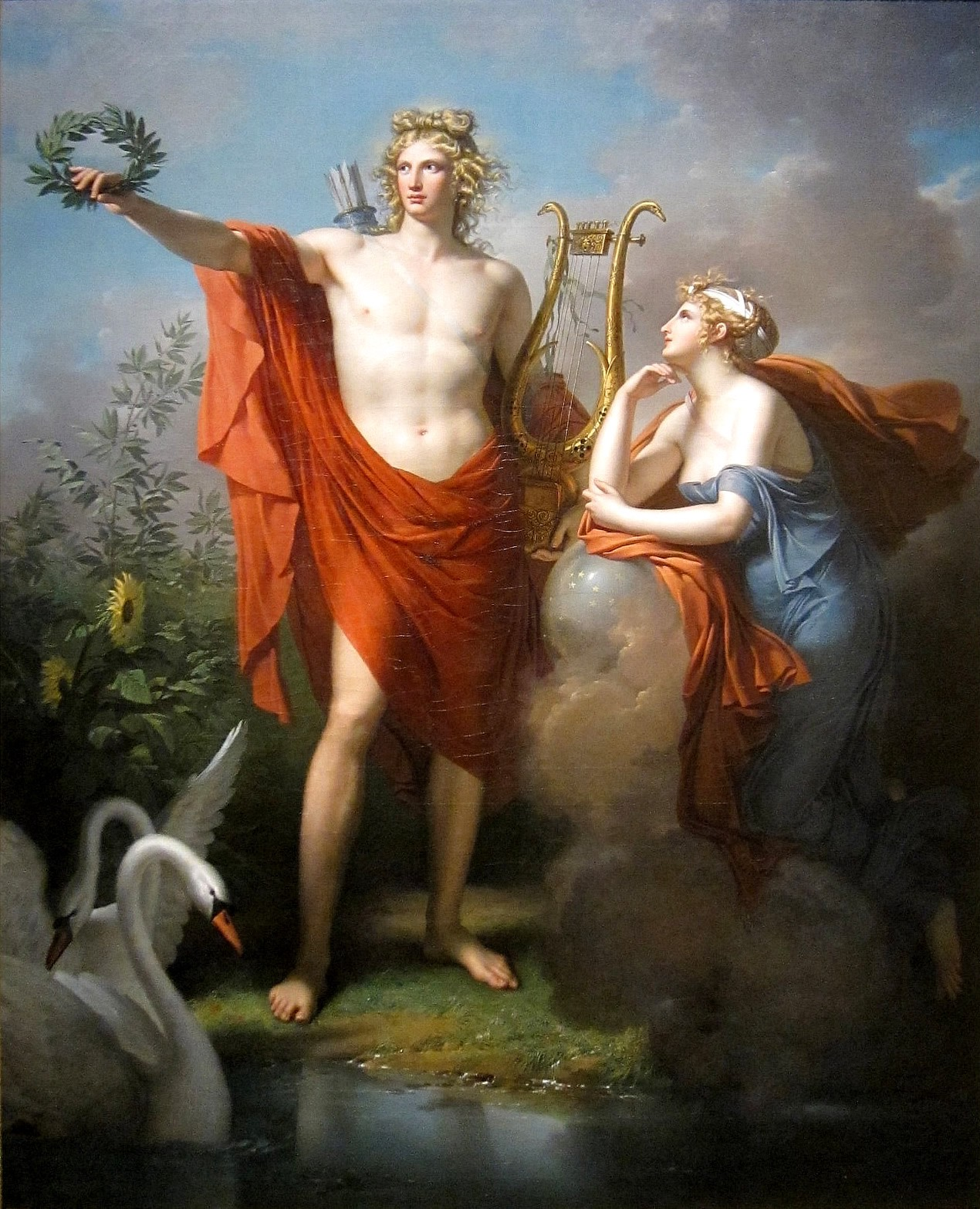 Ancient Greek Philosophy and its Engagements in Oedipus Rex