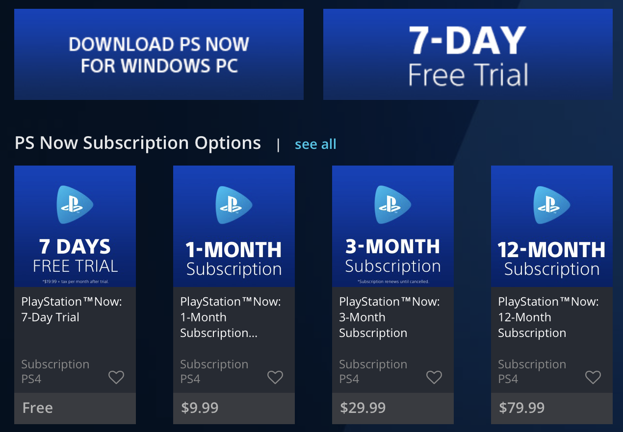 PlayStation Now adds 50 additional titles, putting the total