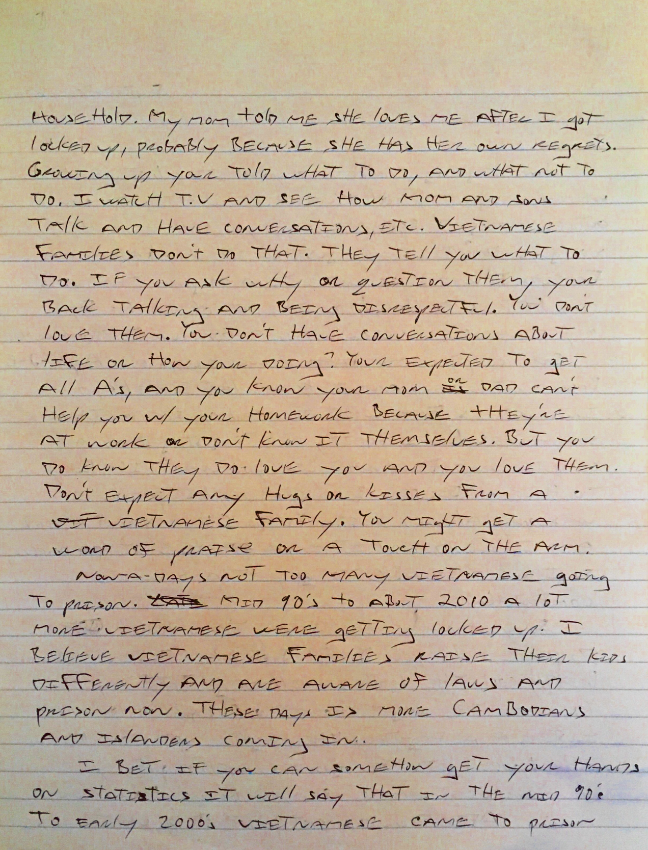 How To Write A Love Letter To Someone In Jail.Letters To California Prisoner 2 Sunny S Reply The