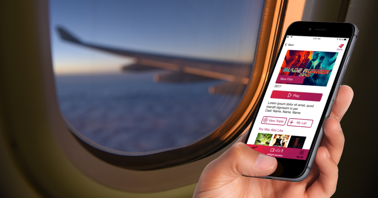 Virgin Atlantic — Redesigning the inflight experience