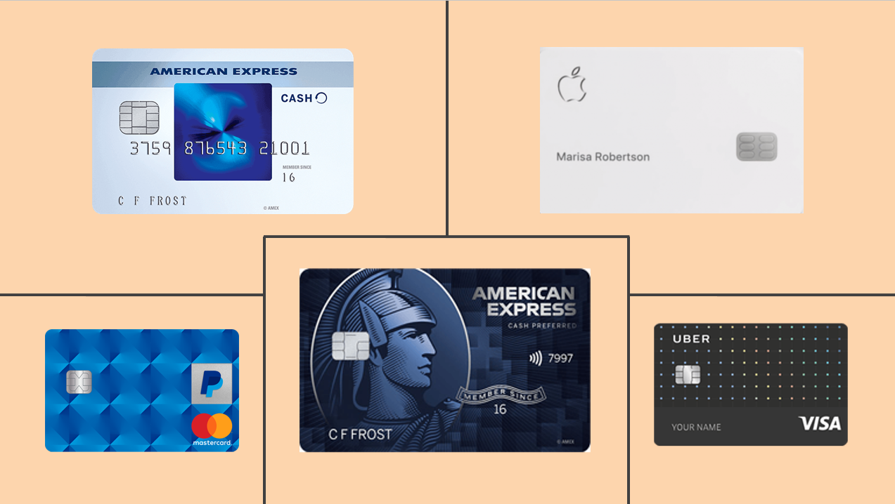 Credit Cards Combo Guide to Everyday Cash-Back Lovers  by Nut